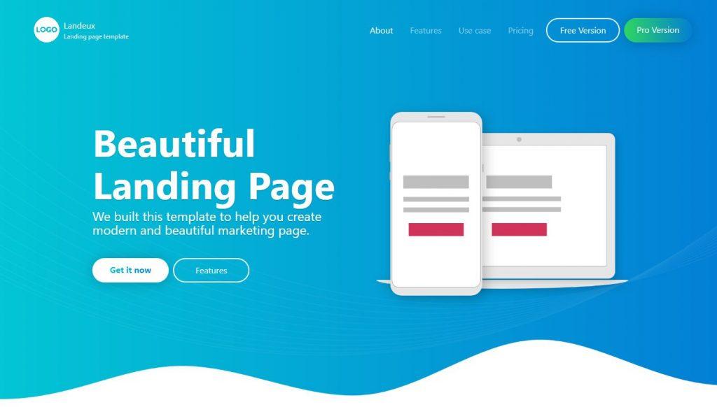 landing-page- کلمات پرکاربرد دیجیتال مارکتینگ